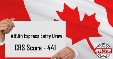 Canada-Express-Entry-Draw-only-requires-441-CRS-Score